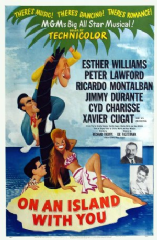 On an Island with You 1948 DVD - Esther Williams / Peter Lawford